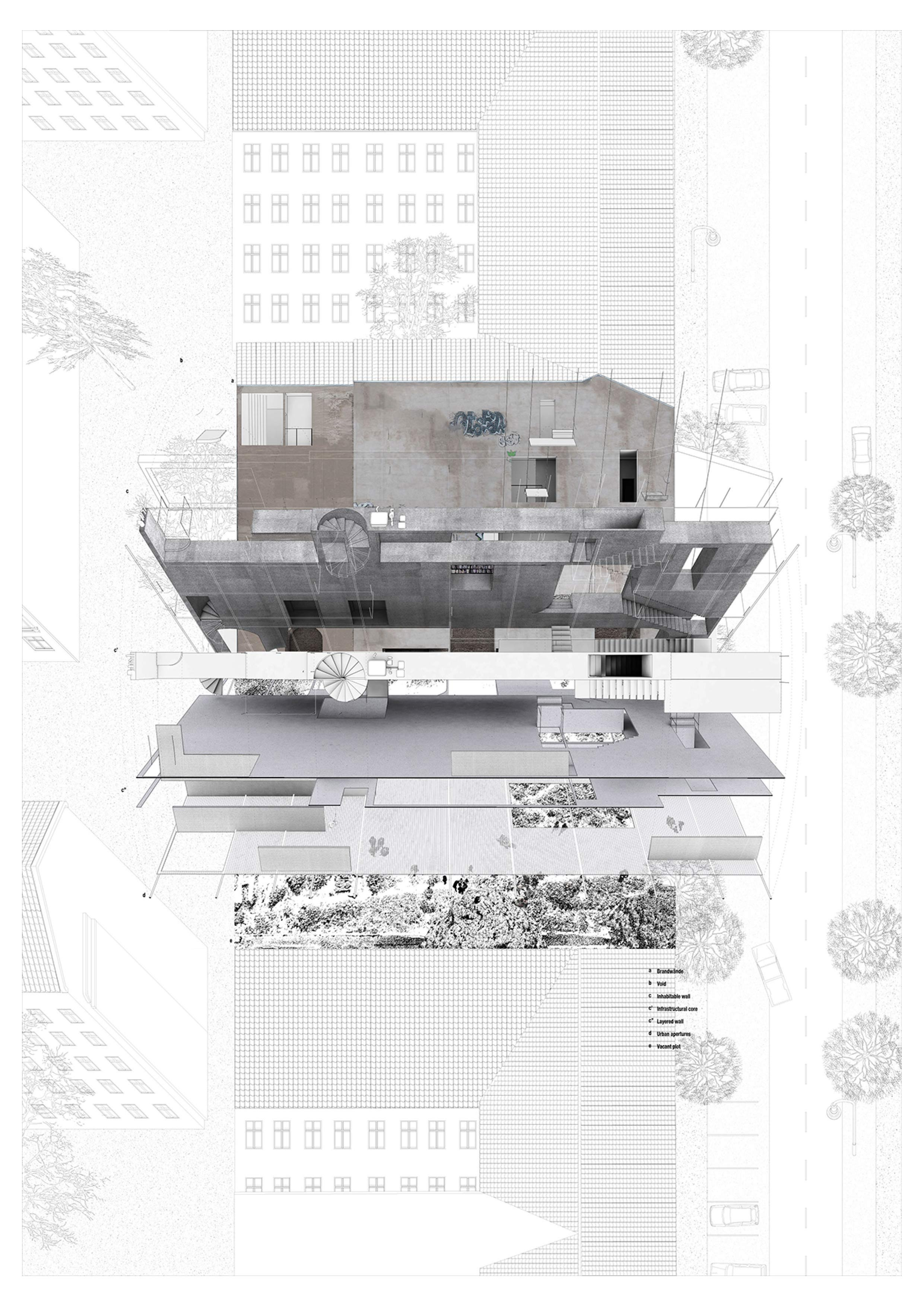 Aa school of architecture 2015 mads bj rn christiansen for Architecture dessin interieur